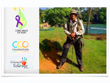 silver circle Sponsorships of the Long Walk of Hope1